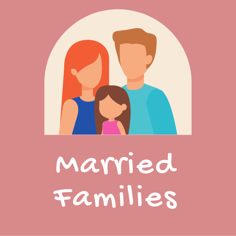 MARRIED FAMILIES ICON