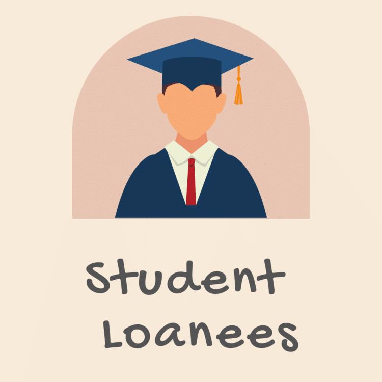 STUDENT LOANEES ICON