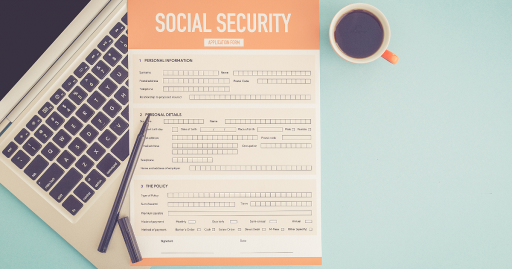 AGE FOR SOCIAL SECURITY BENEFITS